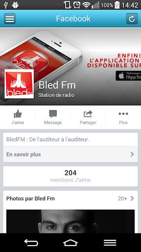 【免費音樂App】Bled FM-APP點子