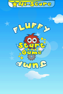 Fluffy Jump - screenshot thumbnail