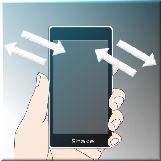 画面オフしてすぐにシェイクで画面オン 個人化 App LOGO-APP試玩