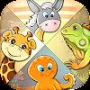 Enfants Puzzle - 82 animaux