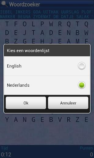 【免費解謎App】Woordzoeker-APP點子