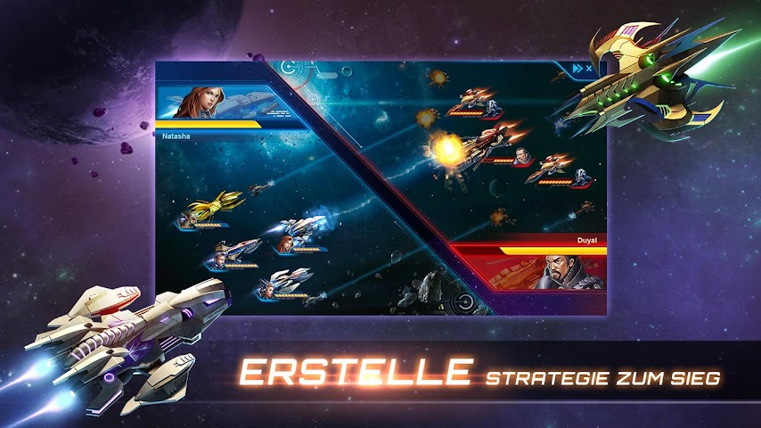 android Galaxy Legend Screenshot 3