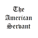 The American Servant logo