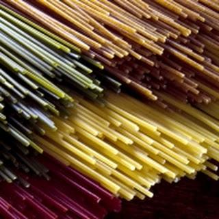 Spaghetti carbonara met Philadelphia