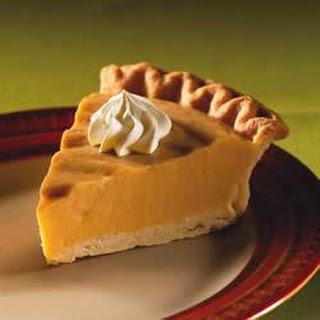 Dreamy Apple Butter Pumpkin Pie.