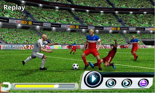 Winner Soccer Evolution- screenshot thumbnail