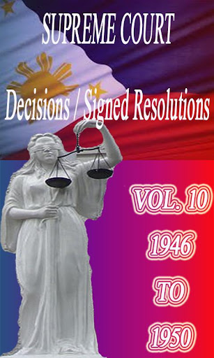 Phil Supreme Court Vol. 10