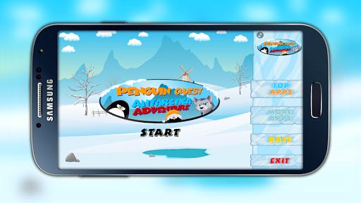 Antarctica Penguin Adventure ∇
