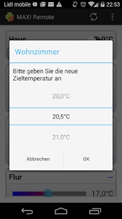 MAX! Remote – Miniaturansicht des Screenshots