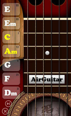 Play the guitar. Compose music - screenshot