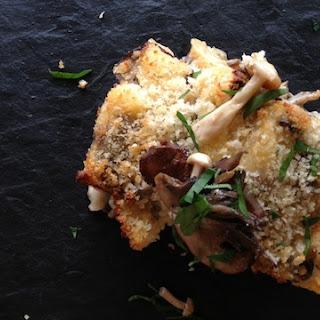 Gooey Kennett Mushroom Macaroni and Cheese Recipe