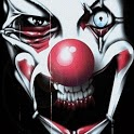 Dark Clown Joker By Red Nose icon