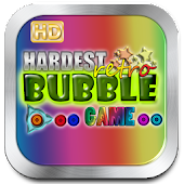 Hardest Retro Bubble Game
