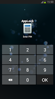 Screenshot of AppLock - App Lock & Protect
