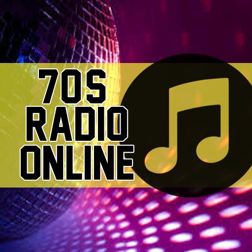 70s radio Online LOGO-APP點子
