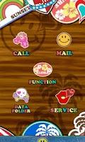Screenshot of Surf Sticker