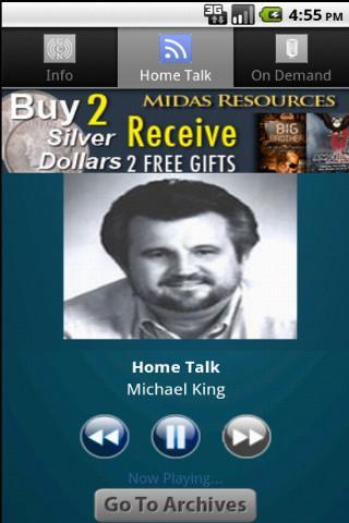 Home Talk - screenshot