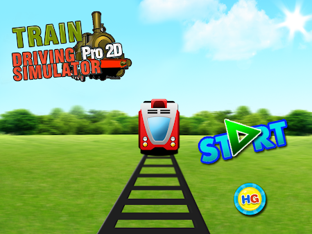 Train Driving Simulator Pro 2D 1.6 screenshot 124129