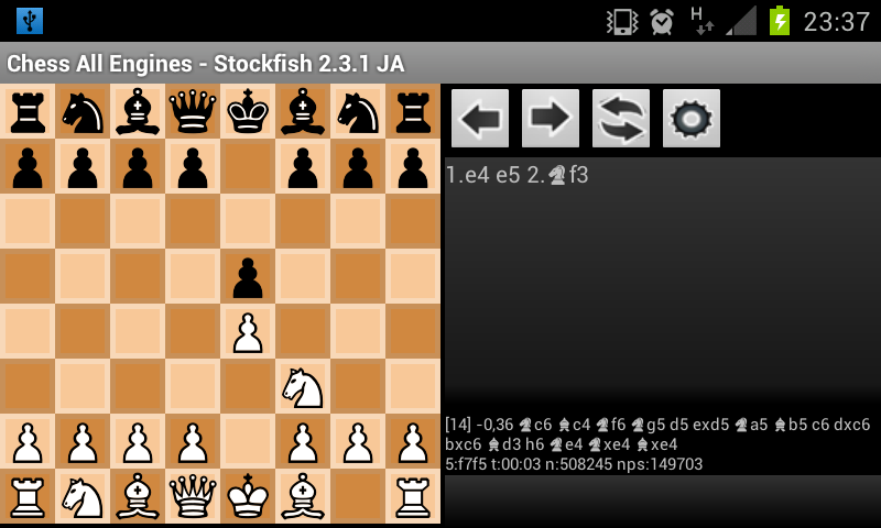 Chess All Engines noAds- screenshot