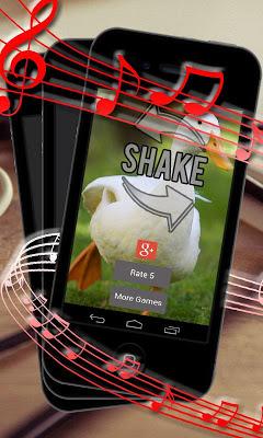 Duck goose bird sound - screenshot