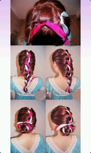 hairstyles DIY Diagram - screenshot thumbnail
