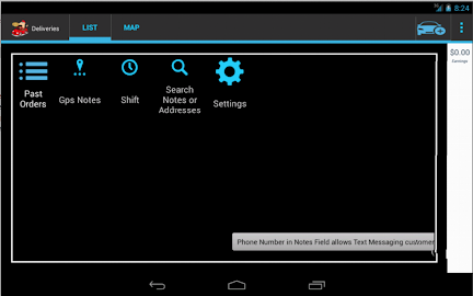 Delivery Droid Free Screenshot 7