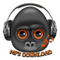 MP3 Downloader Android icon