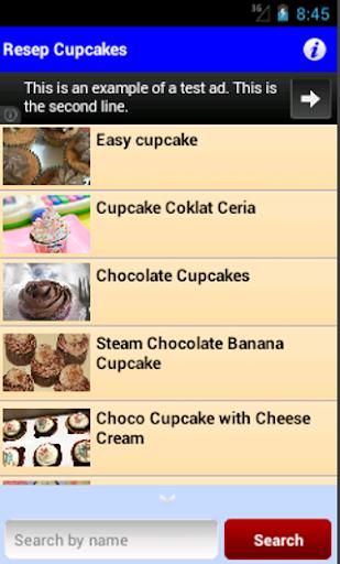 Resep Cupcakes