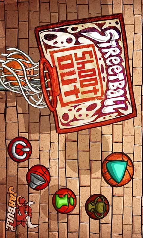 Street Basketball Shootout- screenshot