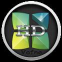 Next Launcher Theme Carbon HD