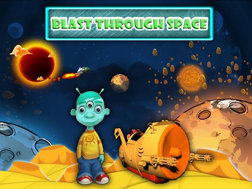 Blast through Space