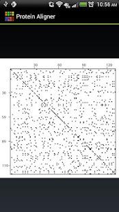 Pairwise Protein Aligner - screenshot thumbnail