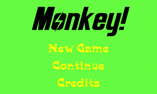 Monkey!- screenshot thumbnail
