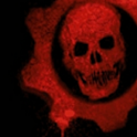 Gears of War Headshot logo