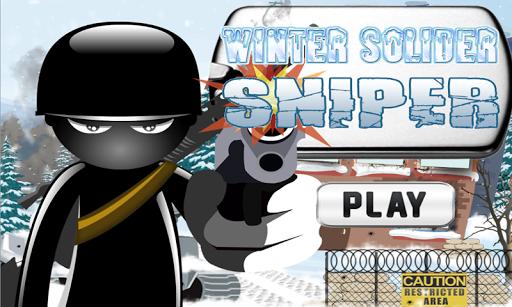 Winter Solider : Sniper