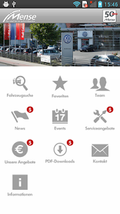 Autohaus Mense- screenshot thumbnail