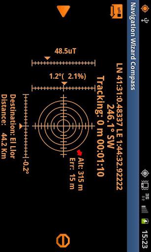 Compass Navigation Wizard Free