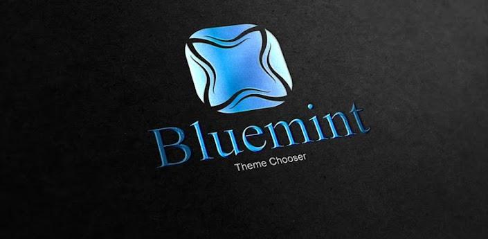 CM10.1 - Bluemint Theme