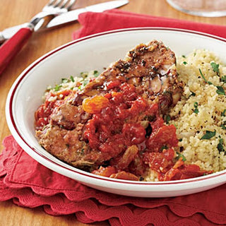 Moroccan Meat Loaf