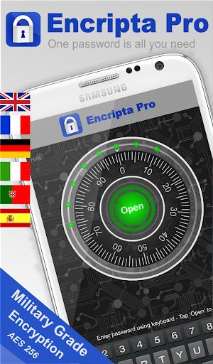 Encripta Pro Password Manager