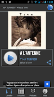 Screenshot of Imagine Radio