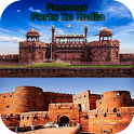Famous Forts In India icon