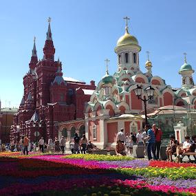 by Kseniya Maksimenko - Buildings & Architecture Public & Historical ( moscow )