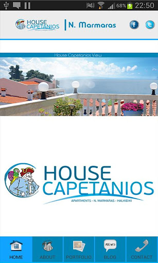House Capetanios