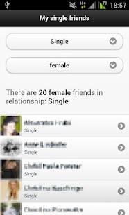 My single friends - screenshot thumbnail