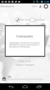 Learn Cryptography - screenshot thumbnail