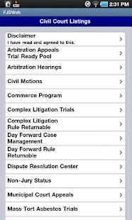 iFJD- screenshot thumbnail