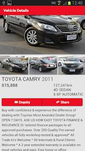 Frankston Toyota - screenshot thumbnail