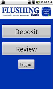 Flushing Bank Flexible Deposit - screenshot thumbnail