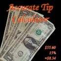 AccurateTip – Tip Calculator logo